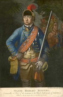 Major Robert Rogers