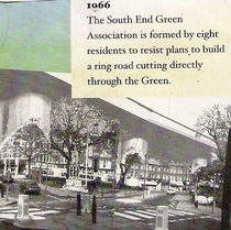 South End Green Association