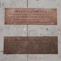 Westminster Hall - Elizabeth II Diamond + Golden Jubilees