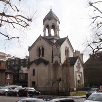 St Sarkis Armenian Church