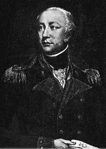 Captain William Mudge