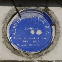 Alfred Turner - lost blue plaque