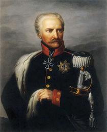 Field Marshal Gebhard Leberecht von Blucher