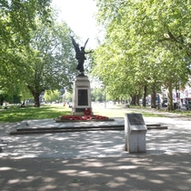 Hammersmith war memorial