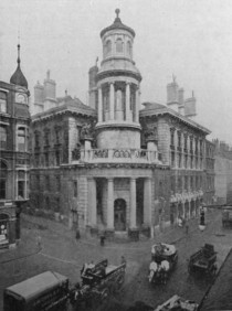 City of London Coal Exchange