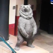 Jamrach's Emporium - bear