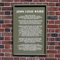 John Logie Baird - N10