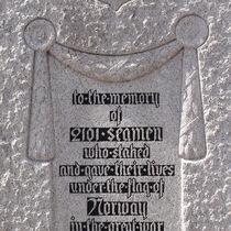 WW1 memorial - Norway