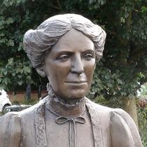 Ada Salter - SE16 statue
