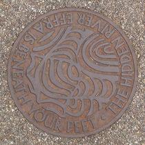 River Effra - Canterbury Square 3
