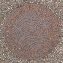 River Effra - Canterbury Square 5