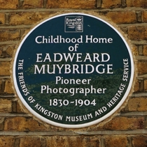 Eadweard Muybridge - High Street Kingston