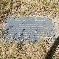 Princess Alice disaster - plaque