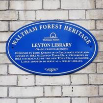 Leyton Library