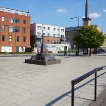 Harrow Civic Centre war memorial