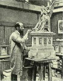 Henry Fawcett statue - lost