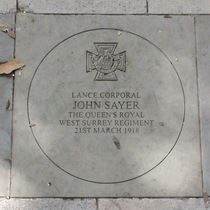 John Sayer VC