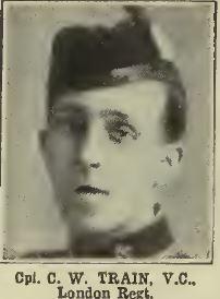 Corporal Charles Train VC