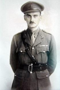 Major General Frank Roberts VC