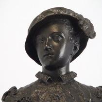 Edward VI statue at St Thomas's - Scheemaker