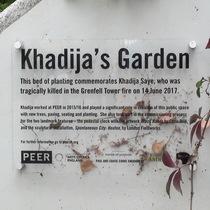 Khadija's garden