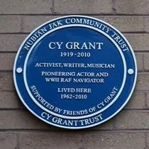 Cy Grant