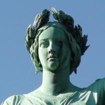 Queen Victoria as Peace
