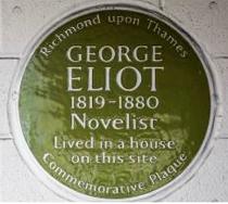 George Eliot - Richmond