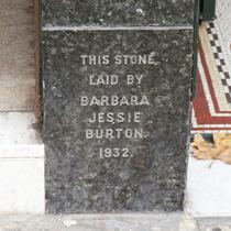 Barbara Jessie Burton - Greenwich