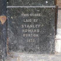 Stanley Howard Burton - Greenwich