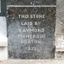 Raymond Montague Burton - Greenwich