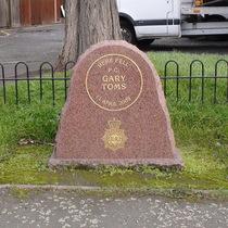 PC Gary Toms