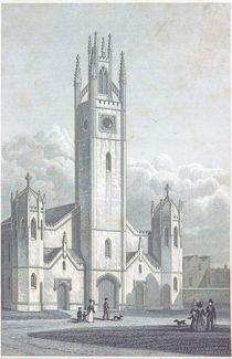 St Marys, Haggerston