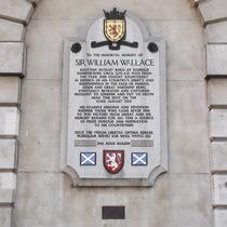St Bartholomew's Hospital - Sir William Wallace