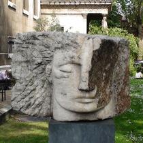 Bombs 7/7/05 - St Pancras church sculpture