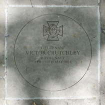 Victor Crutchley VC