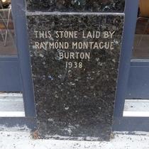 Raymond Montague Burton - Beckenham