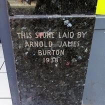 Arnold James Burton - Beckenham