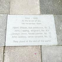 Festing Road residents killed in WW1