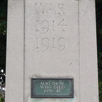 Molesey war memorial