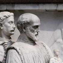 Frieze of Parnassus - Donatello
