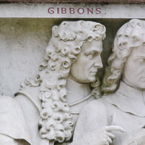 Frieze of Parnassus - Grinling Gibbons