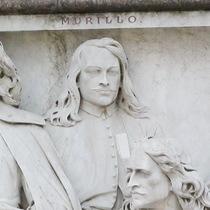 Frieze of Parnassus - Murillo
