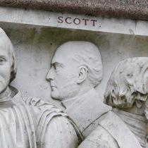 Frieze of Parnassus - Scott