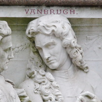 Frieze of Parnassus - Vanbrugh