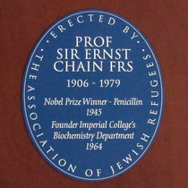 Professor Sir Ernst Chain