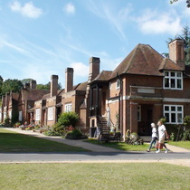 Aston Webb at Whiteley Village