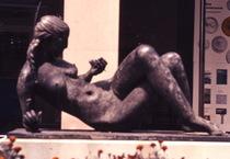 Pocahontas statue