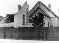 St Barnabas' church, West Silvertown