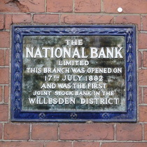 National Bank Ltd - NW10